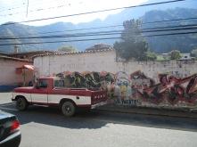 Ook weer een typische auto in Venezuela